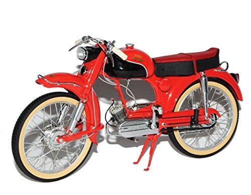 Schuco Victoria Avanti MK2 Rot Schwarz 1956 1/10 Modell Motorrad