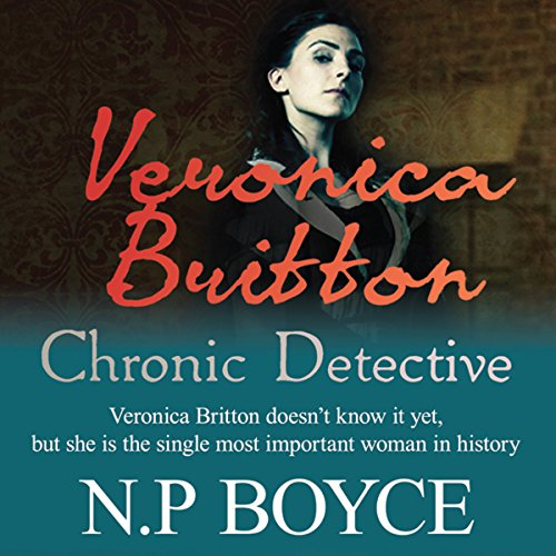 Veronica Britton audiobook cover art