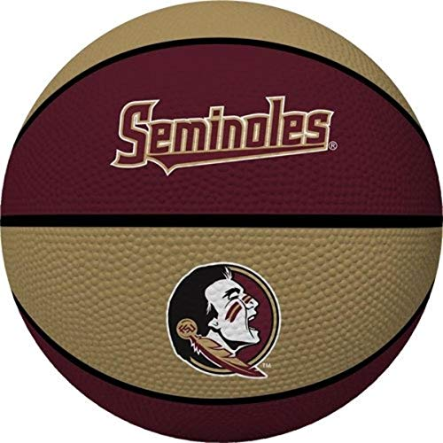 NCAA Florida State Seminoles Crossover Full Size Basketball by Rawlings, Size 7