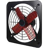 Ventilador de escape Ventilador de Cocina Industrial Potente ventilación silenciosa Volumen de Aire del hogar: 1380m3 / h, Velocidad: 1400r / min,