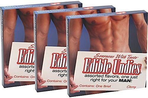 Men's Edible famous Underwear Chocolate Strawberry 100% quality warranty!