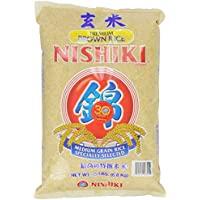 Nishiki Premium Brown Rice 15-Pounds Bag