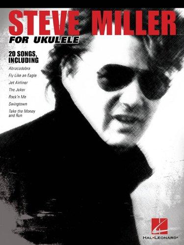 Miller Steve For Ukulele Uke BK