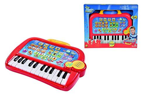 Simba 106837840 My Music World-Funny Keyboard