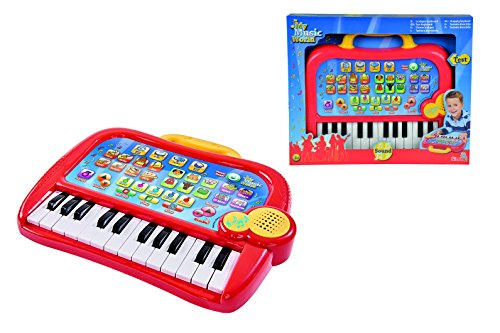 Simba 106837840 My Music World-Funny Keyboard