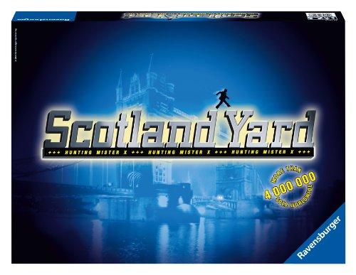 Ravensburger 26117 - Scotland Yard - Spiel des Jahres 1983