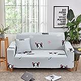 WXQY Funda de sofá de Esquina para Mascotas, Funda de sofá...