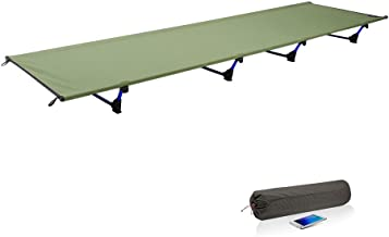 outad tent cot