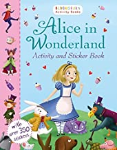 Alice in Wonderland Activity and Sticker Book (Chameleons)