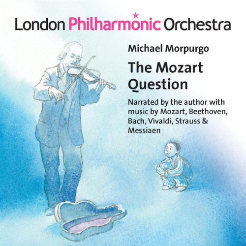 Morpurgo: The Mozart Question cover art