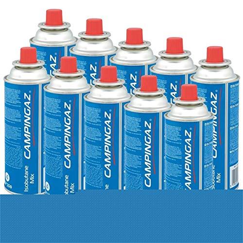 Campingaz Ventil-Gaskartusche CP 250-450ml Isobutane Mix (10er Pack)