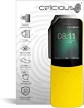 Celicious Privacy Lite 2-Way Anti-Glare Anti-Spy Filter Screen Protector Film Compatible with Nokia 8110 4G