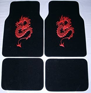 Best red dragon automotive Reviews