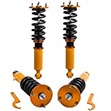 24 Way Adj. Damper Coilovers kit for Toyota Supra MK3 MA70 GA70 JZA70 1986-1993 Shocks Struts Suspensions Coil Springs Adj. Height