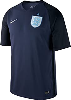 Nike 2017-2018 England Away Football Soccer T-Shirt Jersey