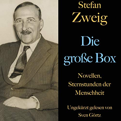 Stefan Zweig - Die große Box audiobook cover art