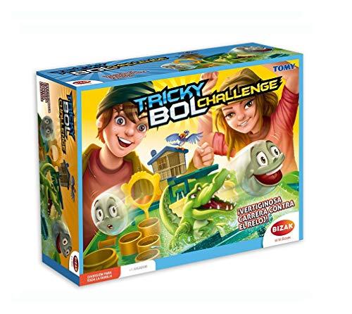 Juegos Bizak Tricky Bol (BIZAK 30690070) , color/modelo surtido