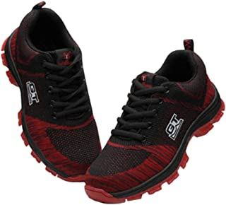 Steel Toe Cap Industrial Boots Work Safety Shoes Anti-Smashing Puncture Proof Breathable Protective Footwear