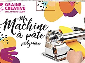 MACHINE PÂTE POLYMÈRE 14 CM