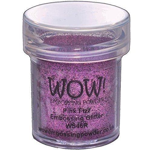 WOW! Embossing Powder 15ml-Pink Fizz