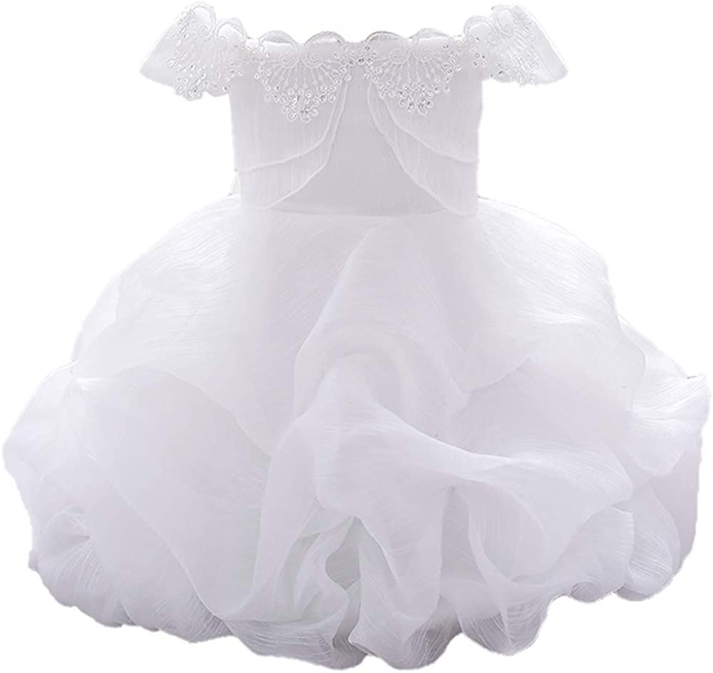 6M-5T Toddler Baby trust Girls Shoulder Ranking TOP1 Wedding Off Bridesmaid Pageant