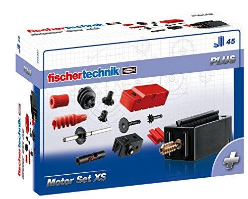 fischertechnik PLUS Motor Set XS, Konstruktionsbaukasten, Ergänzungsset - 505281