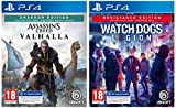 This is a Region 2 copy (official Indian SKU). Only Region 2 copy owners will be able to use FUT points redeemed at PSN India store Write your Viking saga – Advanced RPG mechanics allow you to shape the growth of your character and influence the worl...