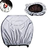 Wadoy 08P57-ZS9-00S Generator Cover Water-Proof for Hon-da Eu3000is Cover & Predator 3500, Outdoor Storage Cover Against Rain Weather