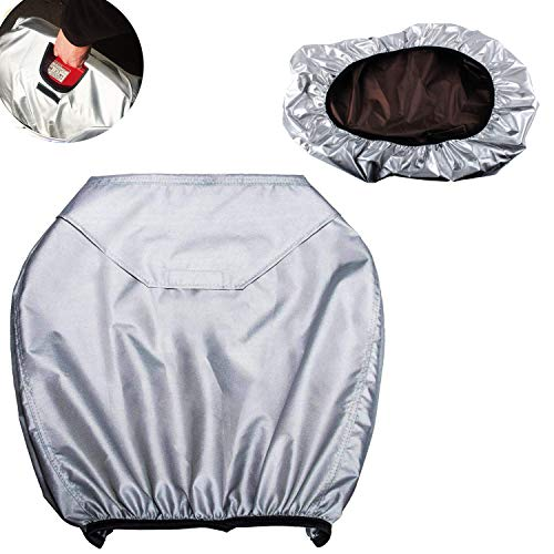 Wadoy 08P57-ZS9-00S Generator Cover Water-Proof for Eu3000is Cover & Predator 3500, Outdoor Storage Cover Against Rain Weather