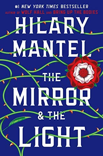 The Mirror the Light Wolf Hall Trilogy 3 product image