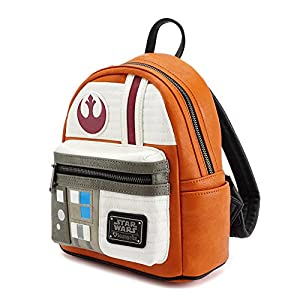 51ruYyM KcL. SS300  - Loungefly STBK0053 - Mini Mochila Licencia Star Wars Rebel - Multicolor