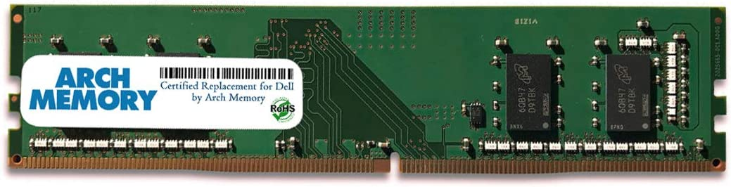 Arch Memory Replacement for Dell SNPGTWW1C/4G A9321910 4 GB 288-Pin DDR4 UDIMM RAM for OptiPlex 3050 SFF (Small Form Factor)