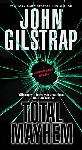 Total Mayhem (A Jonathan Grave Thriller Book 11) (English Edition)