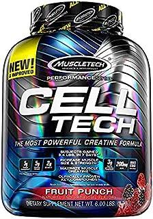 MuscleTech Performance Series Cell-Tech - Perforadora de fruta (5,95 libras)