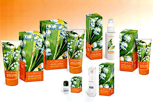 Frais Monde Thermal Salts Crème pour Corps Lily Of The Valley 200 ml