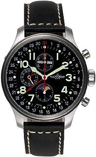 Zeno - Watch Reloj Mujer - OS Pilot Cronógrafo Full Calendar - 8557VKL-a1