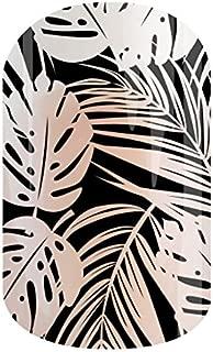 Jamberry Nail Wrap ✮ Tropic Nights ✮ 1/2 Sheet ✮ (Plus Free Bonus Sample Sheet)