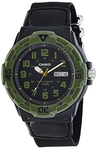 Casio Collection Herren-Armbanduhr MRW 200HB 1BVEF