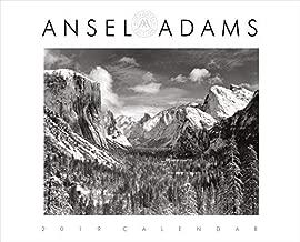 2019 Ansel Adams Deluxe WALL CALENDAR Authorized Edition