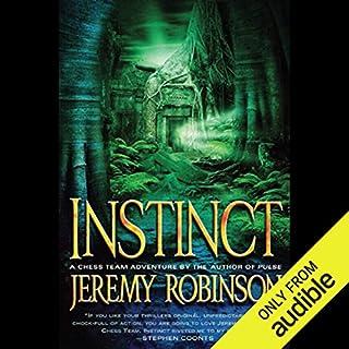 INSTINCT (A Jack Sigler Thriller - Book 2) audiobook cover art