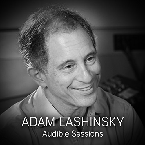 Adam Lashinsky audiobook cover art