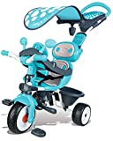 Smoby - Triciclo Baby Driver Confort Sport, Color Azul (740601)