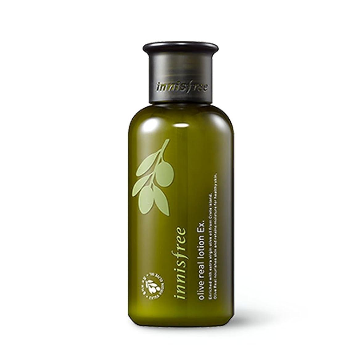 そのようなインチエクステントイニスフリーオリーブリアルローションEx 160ml / innisfree Olive Real Lotion Ex 160ml [海外直送品][並行輸入品]