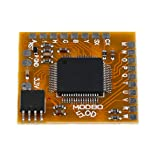 Patata Fritta Sostituzione Macchina Scheda Memoria USB Per PS2 Metallo