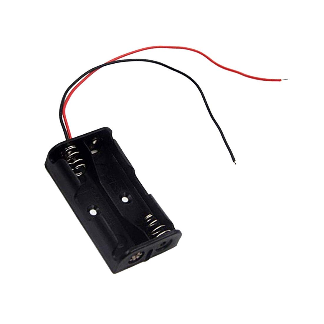 uu19ee Caja de Almacenamiento de batería de tamaño AA Cables de ...