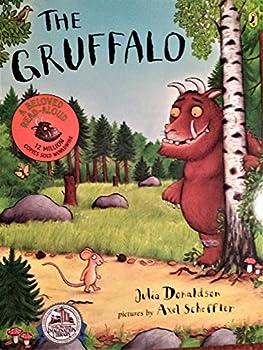 Paperback The Gruffalo (Imagination Library edition) Book