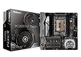 ASRock Socket TR4/ AMD X399/ DDR4 Wi-Fi/A&2GbE/ MicroATX Motherboard (X399M Taichi)