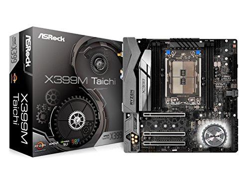 ASRock Socket TR4/ AMD