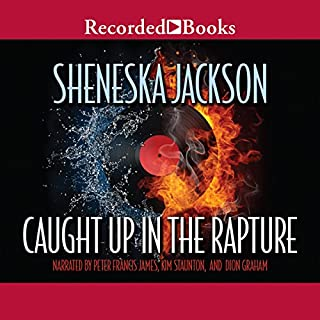Caught Up in the Rapture audiobook cover art