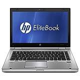 Portátil HP EliteBook 8470p–Intel iCore i53320m GHz X 2–memoria RAM de GB–HD 320GB–LED 14'–Win 10Pro–y sexys.